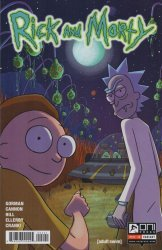 Oni Press's Rick and Morty Issue # 2b