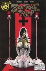 Action Lab Entertainment's Zombie Tramp Issue # 3