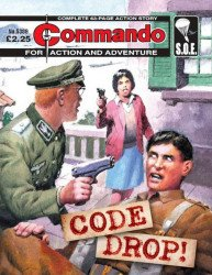 D.C. Thomson & Co.'s Commando: For Action and Adventure Issue # 5389