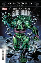 Marvel Comics's The Immortal She-Hulk Issue # 1