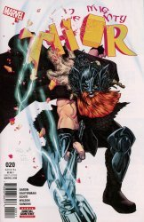 Marvel Comics's The Mighty Thor Issue # 20