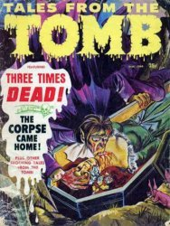 Eerie Publications's Tales from the Tomb Issue # 7