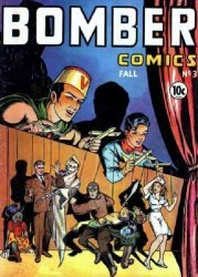 Gilberton Publications's Bomber Comics Issue # 3