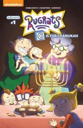 BOOM! Studios's Rugrat:s C Is For Chanukah Special Issue # 1
