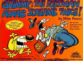 Tor Books's Grimmy: The Postman Always Screams Twice! Soft Cover # 1