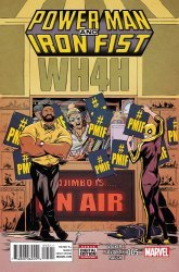 Marvel's Power Man and Iron Fist Issue # 5