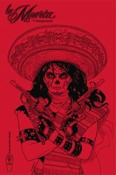 Coffin Comics's La Muerta Vengeance Issue # 1f