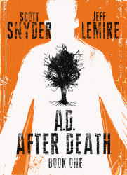 Image Comics's A.D.: After Death Issue ashcan