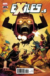 Marvel Comics's Exiles Issue # 5