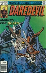 Marvel Comics's Daredevil Issue # 159