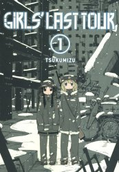 Yen Press's Girls Last Tour Soft Cover # 1