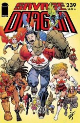 Image Comics's Savage Dragon Issue # 239