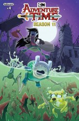 KaBOOM!'s Adventure Time Season 11 Issue # 4