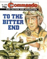 D.C. Thomson & Co.'s Commando: For Action and Adventure Issue # 3335