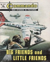D.C. Thomson & Co.'s Commando: War Stories in Pictures Issue # 1277