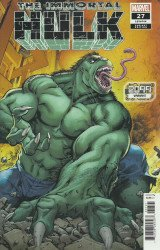 Marvel Comics's Immortal Hulk  Issue # 27b
