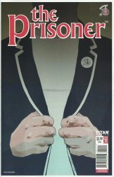 Titan Comics's The Prisoner Issue # 2
