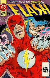 DC Comics's Flash Issue # 85b
