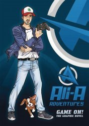 Random House Childrens Books's Ali-A Adventures: Game On! Hard Cover # 1