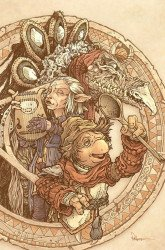 Archaia Studios Press's Jim Henson's Dark Crystal: Age of Resistance Issue # 6c
