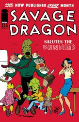 Image Comics's Savage Dragon Issue # 252