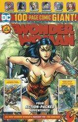 DC Comics's Wonder Woman Giant Giant Size # 1