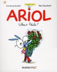 Papercutz's Ariol: Where's Petula? Soft Cover # 1