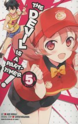 Yen Press's The Devil Is A Part-Timer Soft Cover # 5