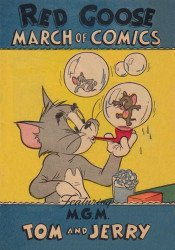 Western Printing Co.'s March of Comics Issue # 70c