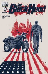 Dark Circle Comics's Black Hood Season 2 Issue # 3b
