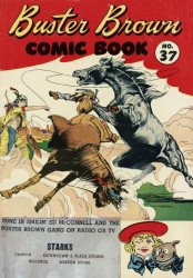 Buster Brown Shoes's Buster Brown Comics Issue # 37starks