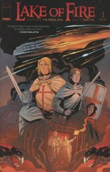 Image's Lake Of Fire Issue # 1