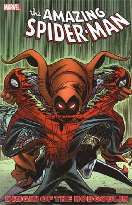 The amazing spider man the origin of the hobgoblin tpb 1 marvel comics - Marvel spiderman comics pdf ...