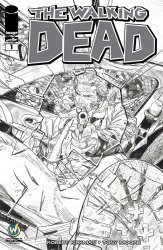Image Comics's The Walking Dead Issue # 1wwphilly-d