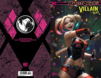 DC Comics's Harley Quinn's Villain of the Year Issue # 1unknown