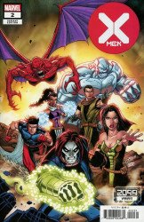 Marvel Comics's X-Men Issue # 2c