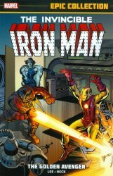 Marvel's Iron Man: Epic Collection TPB # 1