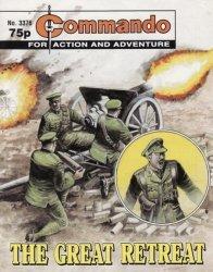 D.C. Thomson & Co.'s Commando: For Action and Adventure Issue # 3376
