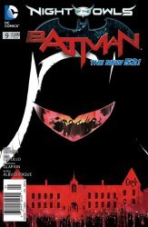 DC Comics's Batman Issue # 9