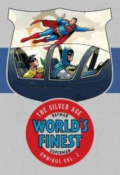 DC Comics's Batman / Superman: World's Finest - The Silver Age Omnibus Hard Cover # 2