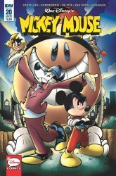 IDW Publishing's Mickey Mouse Issue # 20
