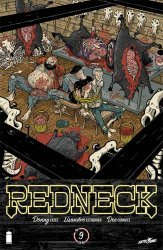 Image Comics's Redneck Issue # 9