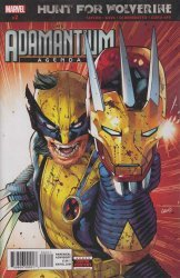 Marvel Comics's Hunt For Wolverine: Adamantium Agenda Issue # 2