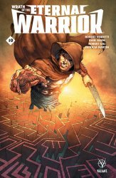 Valiant Entertainment's Wrath of The Eternal Warrior Issue # 10c