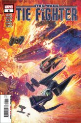 Marvel Comics's Star Wars: TIE Fighter Issue # 5