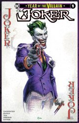 DC Comics's Joker: Year of the Villain Issue # 1crain