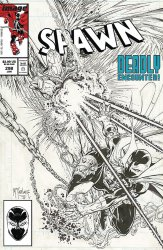 Image Comics's Spawn Issue # 298c