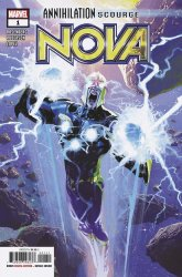 Marvel Comics's Annihilation Scourge: Nova Issue # 1