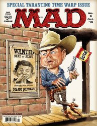 E.C. Publications, Inc.'s MAD Magazine Issue # 9