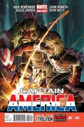 Marvel Comics's Captain America Issue # 3